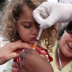 Разработана вакцина от желудочного гриппа