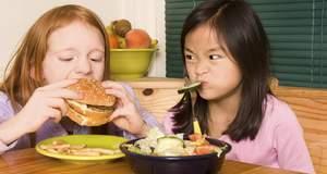 Дети и пищевые нарушения